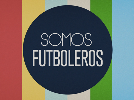 Somos futboleros