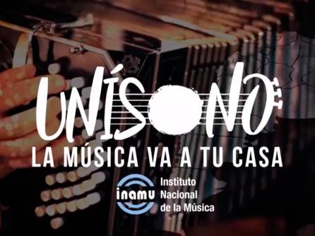 Unísono, la música va a tu casa