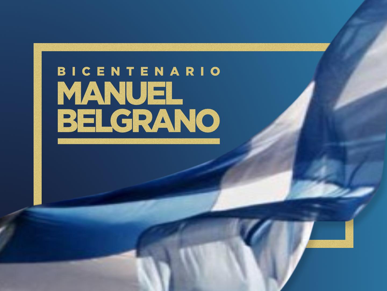 Bicentenario del General Manuel Belgrano