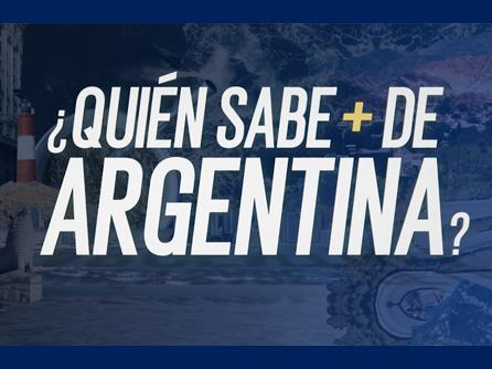 ¿Quién sabe más de Argentina?