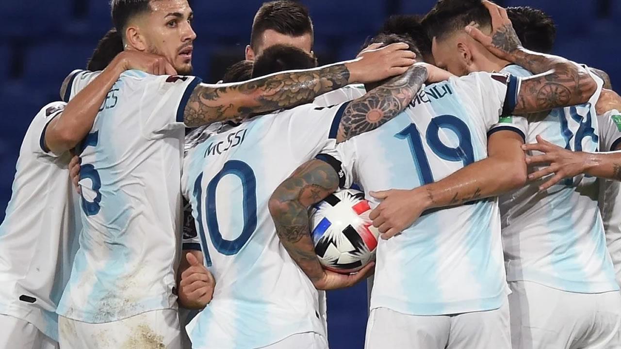 Argentina empató ante Paraguay